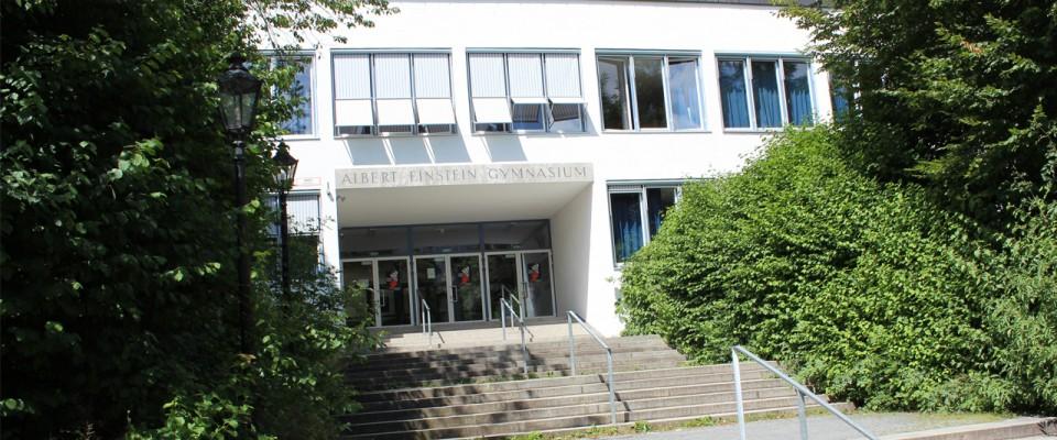 Unsere Schule im Sommer